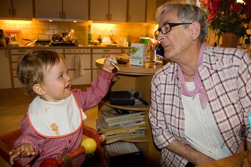 Irmgards 80-årsdag