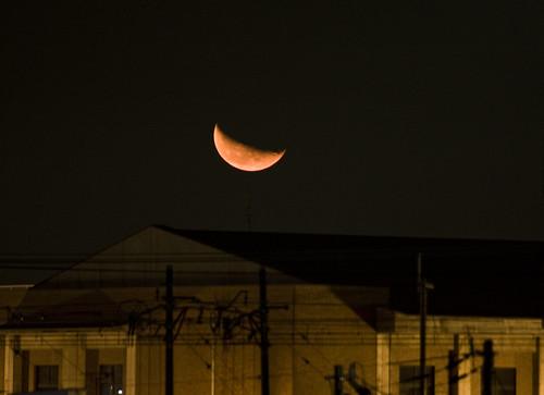 Perihelion Moon