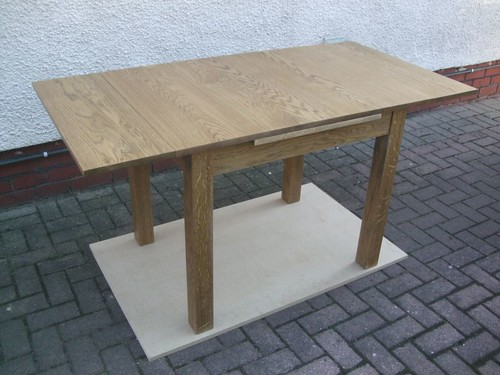 Drawer-Leaf Table Extended