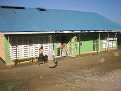 AAH Health Center in Bupoto