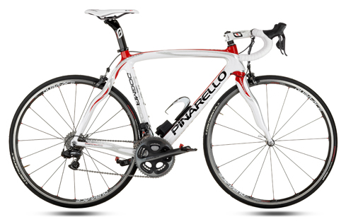 Pinarello Dogma Carbon White-Red