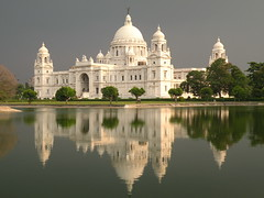 The corner View of Victoria Memorial (Sandeep Santra(Searching Jobs ~ A Bit busy)) Tags: sculpture reflection photography interesting nikon sandeep 1001nights kolkata calcutta victoriamemorial westbengal p80 santra panoramafotogrfico yourbestoftoday reflectsobsessions theoriginalgoldseal sculptureofindia