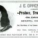 J. E. Oppenheimer, Butte, Montana (1901)