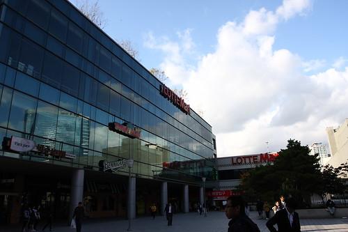 韓國首爾站_樂天超市Lotte Mart