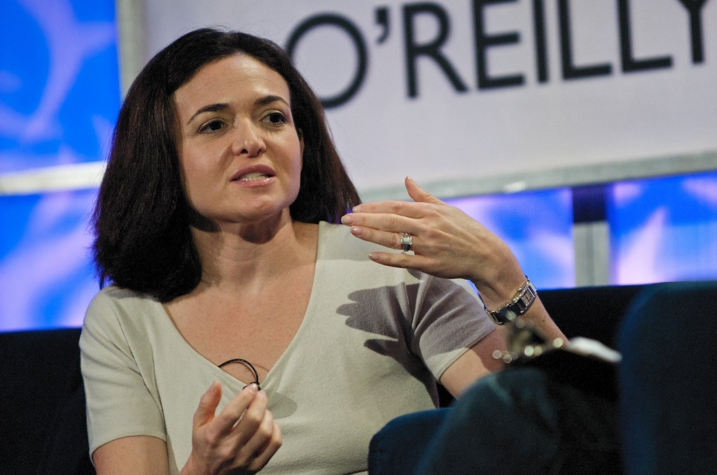 Sheryl Sandberg by jdlasica, on Flickr