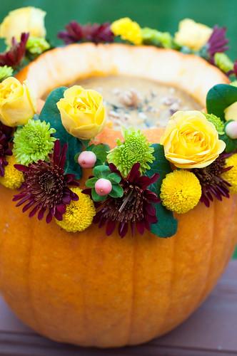 Pumpkin Tureen-9