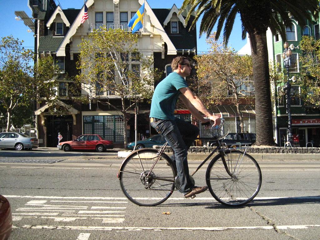 Cafe du bikes