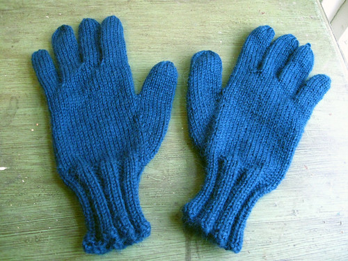 Gloves for Spicy