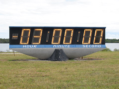 NASA Countdown Clock