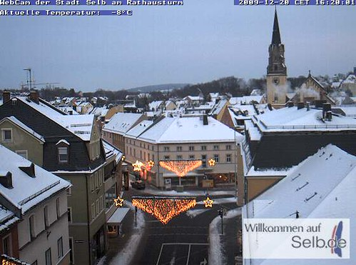 Webcam in Selb