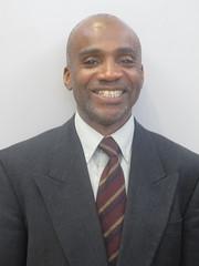 Minister Gerald Maddix