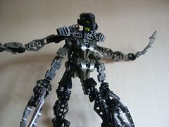 Darkness (Sparkytron) Tags: dark universe bionicle hunters