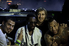 Ultra Music Festival 2011 (DiGitALGoLD) Tags: night nikon florida william onstage ultra concertphotography 70200mm umf ultramusicfestival davidguetta vrii nikond3 digitalgold afrojack ultra2011 ultramusicfestival2011