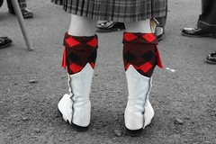 The Royal Scots (Michelle Welsh) Tags: party colour scotland kilt royal scottish badge scots tartan royalscots colourparty royalscotscolourparty