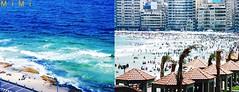 Enjoy Your Summer holiday (M ï M ï) Tags: world family blue sea summer people holiday beach fun time egypt enjoy 2011