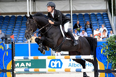 Scott Brash (EQInternational) Tags: thenetherlands 1999 stallion hengst nld darkbrown etalon donkerbruin dunkelbraun desteeg brunfonce