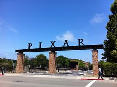 Pixar Gates