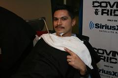 March Stacheness 2011-img_1576 (covinoandrich) Tags: march rich sirius xm mustaches 2011 covino stacheness