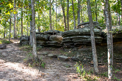 Rock Formation Garden of the Gods (ryancondronphotography) Tags: gardenofthegods shawneenationalforest rockformation autumn places nature herod illinois unitedstates us