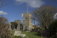 Perranuthnoe Church (Marion in Cornwall) Tags: perranuthnoe cornwall church gravestones
