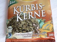 Lebensmittel Kürbiskerne 001