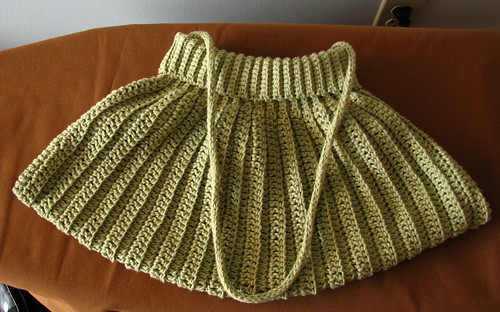 Sweater bag.