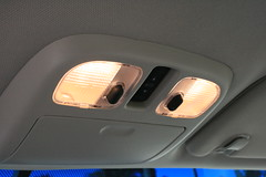 2010 Ford Fusion Hybrid - Cabin Lights