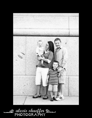 family wall B+W WM frame