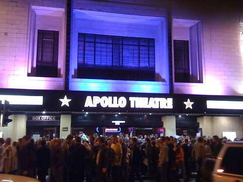 Morrisey's 50th birthday @Apollo