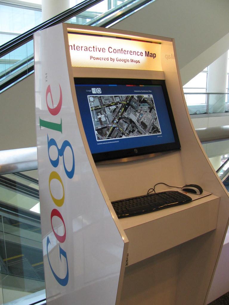 Google I/O 2009 Googlemaps