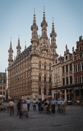 City Hall of Leuven