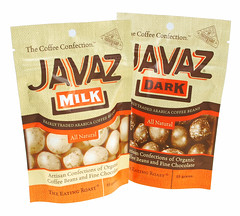Javaz Milk & Dark
