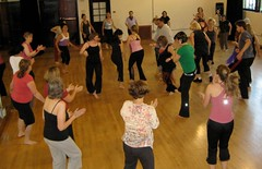 Pumpkin dance #2 (EronJena) Tags: seattle dance nia jam 2008