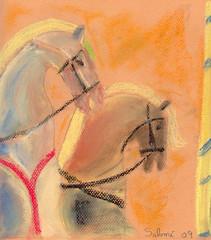 Tiovivo (Dibux) Tags: color caballo pastel tiovivo dibux