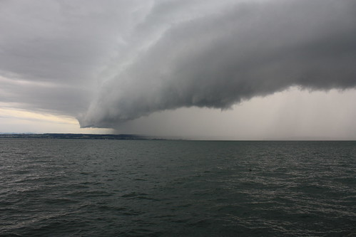 Bodensee storm