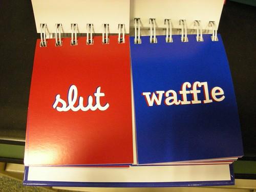 Slut Waffle