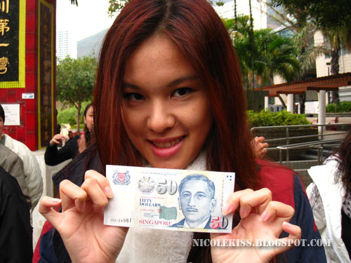 singaporean money