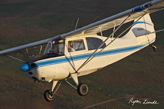 Aeronca Champ (Champion Air Photos) Tags: aviation champ aeronca airtoair plattevalley