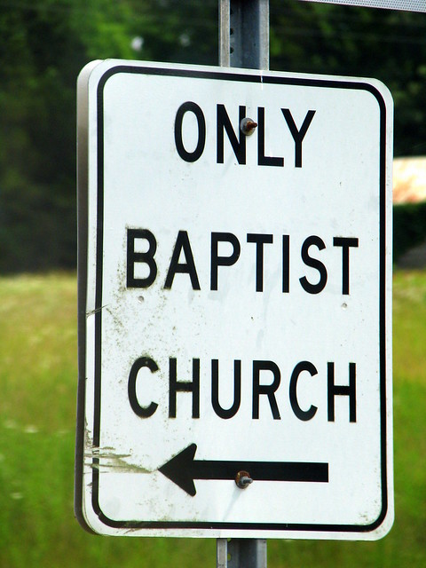 The ONLY Baptist Church
