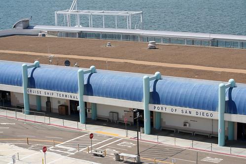 Cruise Ship Terminal - Port of San Diego
