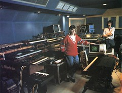 Geoff Downes 1987 (Buggles) (Neil Vance) Tags: new boy max modern turn radio star dance video asia 5 geoff trevor yes neil gear astro clean adventure plastic ups age orchestra korg emu killed much horn adventures circuits geoffrey poly 800 expander prophet recording astroboy sci synthesizer moog vance wetton fairlight sequential buggles the downes minipops in oberheim cmi trevorhorn memorymoog geoffdownes geoffreydownes of dw8000 synclavier neilvance