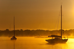River Sunrise (kgrin) Tags: sunrise river gold shots explore cape cod wianno outstanding bassriver outstandingshots