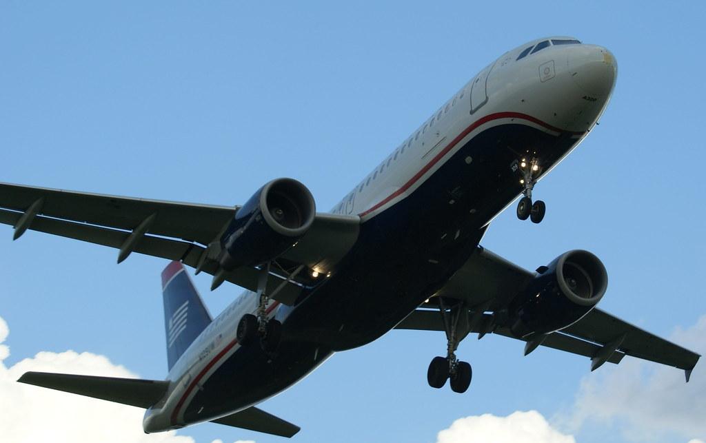 US Airways Airbus 320