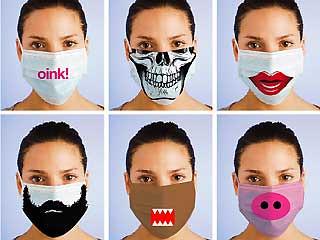 flu shot masks