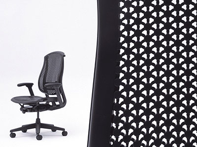 celle chair, herman miller
