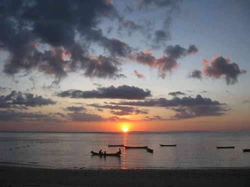 Sunset in Nemberala beach, Rote island, East Nusa Tenggara [1]