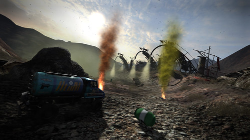 "MotorStorm: Pacific Rift ""Speed"" pack - Speed Weekend mode, 4"