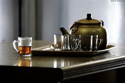 The Last Cup o' Tea