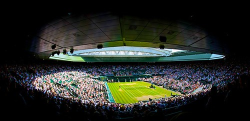 Center Court, Wimbledon, London