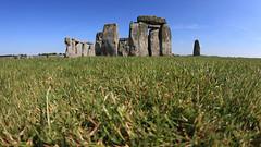 Stonehenge fisheye